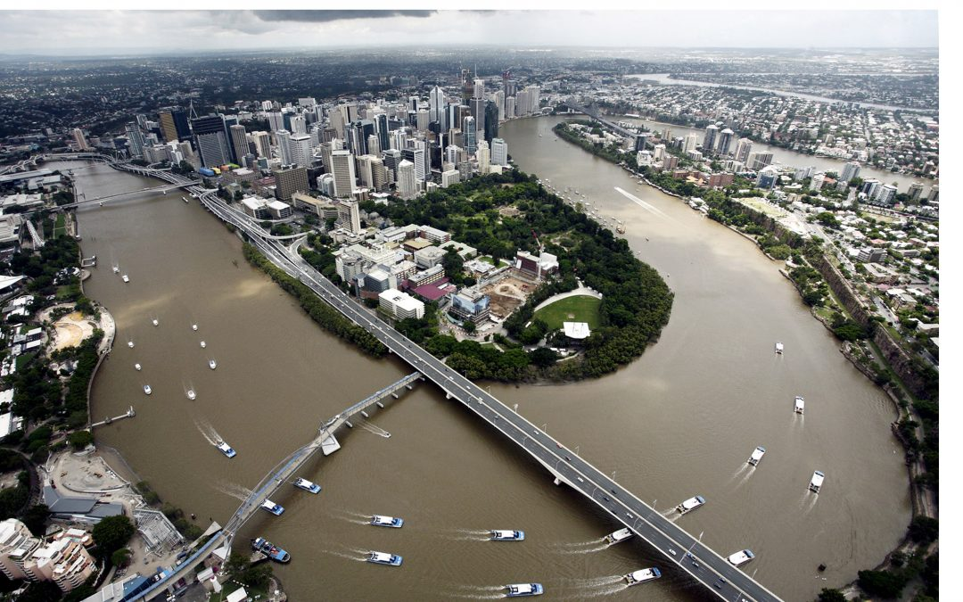 Brisbane Flood Maps Released