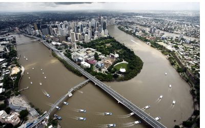 Brisbane Flood Maps Released